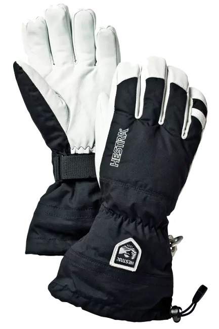Hestra Army Leather Heli Ski - 5 Finger