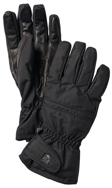 Hestra Primaloft Leather Female - 5 Fingers