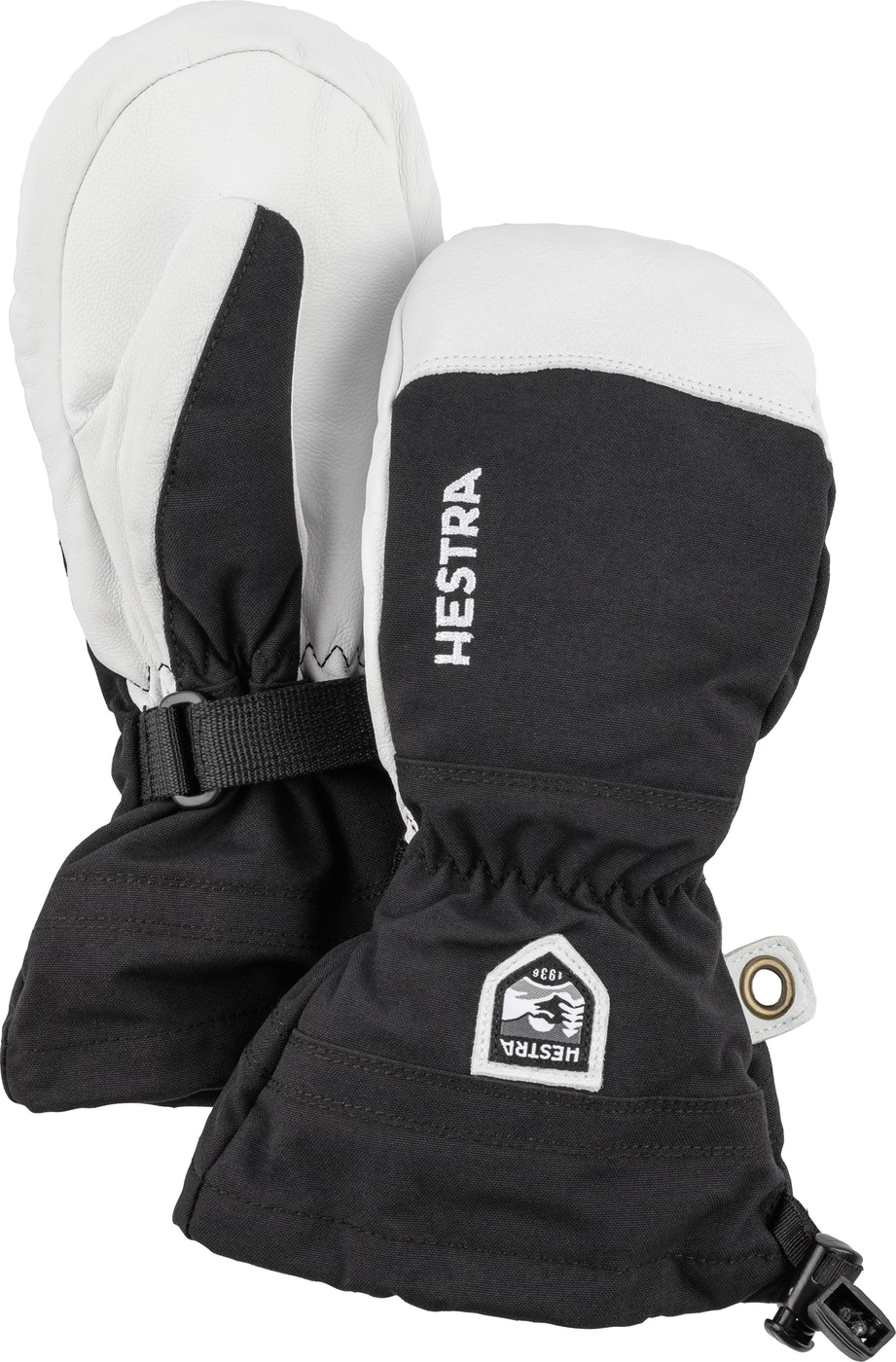Hestra Army Leather Heli ski Jr - Mitt