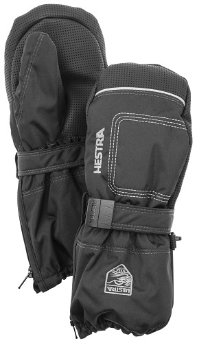 Hestra Baby Zip Long - Mitt